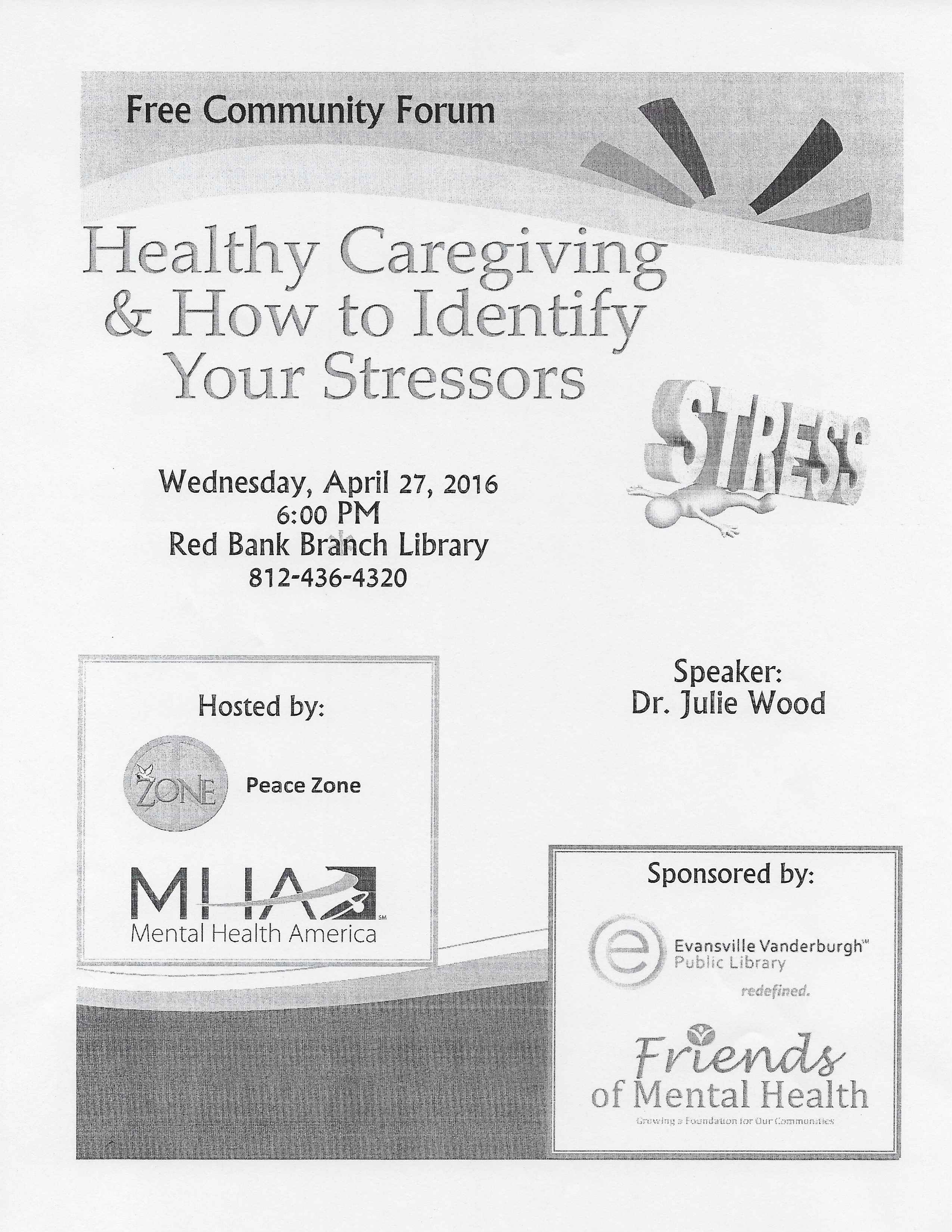 Healthy Caregiving & How to Identify Your Stressors